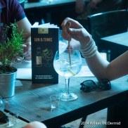 Gin & Tonic Menus
