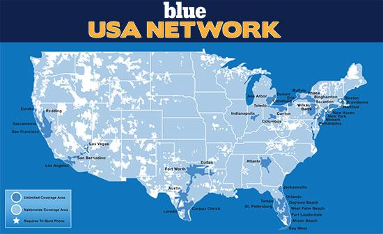 Consumer Cellular Coverage Area Map - Consumer cellular coverage area map