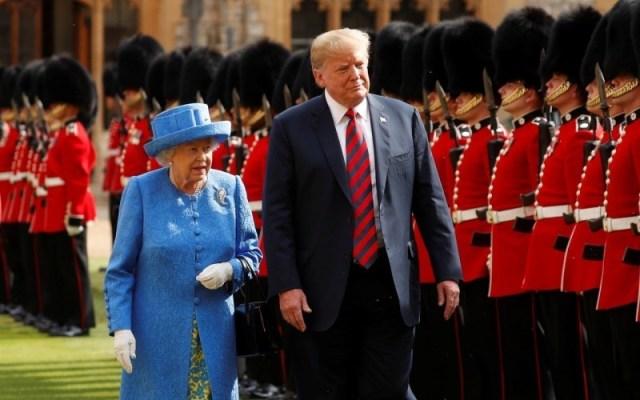 12位美國總統搶著見她 獨步全球僅此一人
