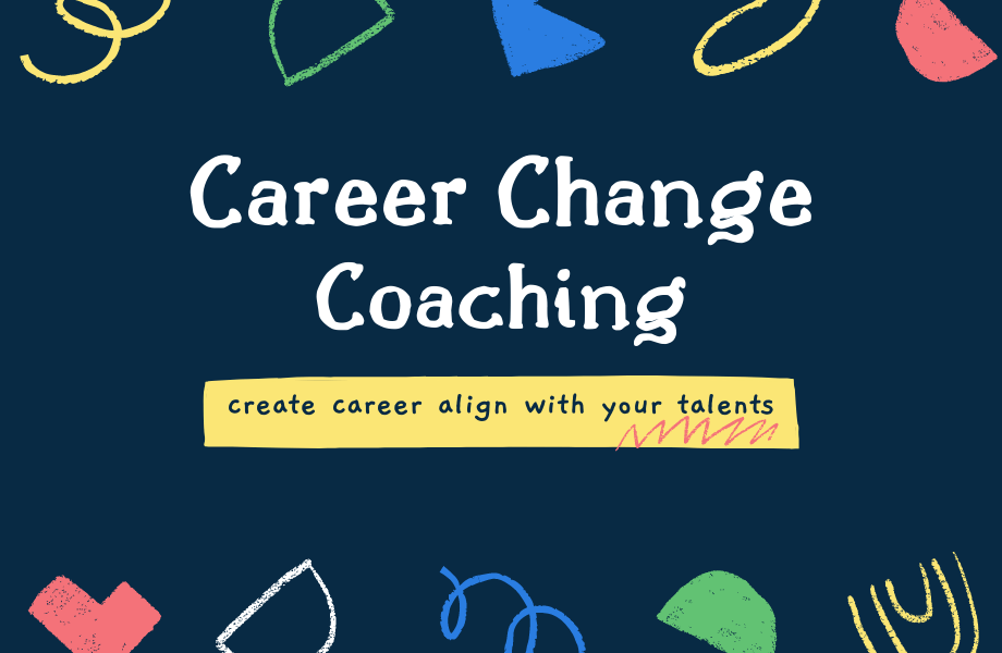 Career change coaching – find your passion
