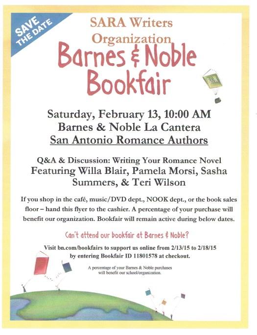 SARA Bookfair 1-13