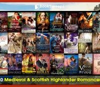 Win 30 Scottish Highlander Romances!