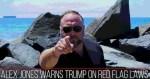 ALEX JONES WARNS TRUMP ON RED FLAG LAWS