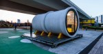 HOUSES ARE SO UNAFFORDABLE, YOUNG PEOPLE ARE NOW LIVING IN SEWER PIPES