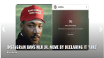 Instagram Bans MLK Jr. Meme By Declaring It 'Fake'