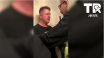 Tommy Robinson Arrested For Restraining Man Who Sexually Assaulted His Daughter