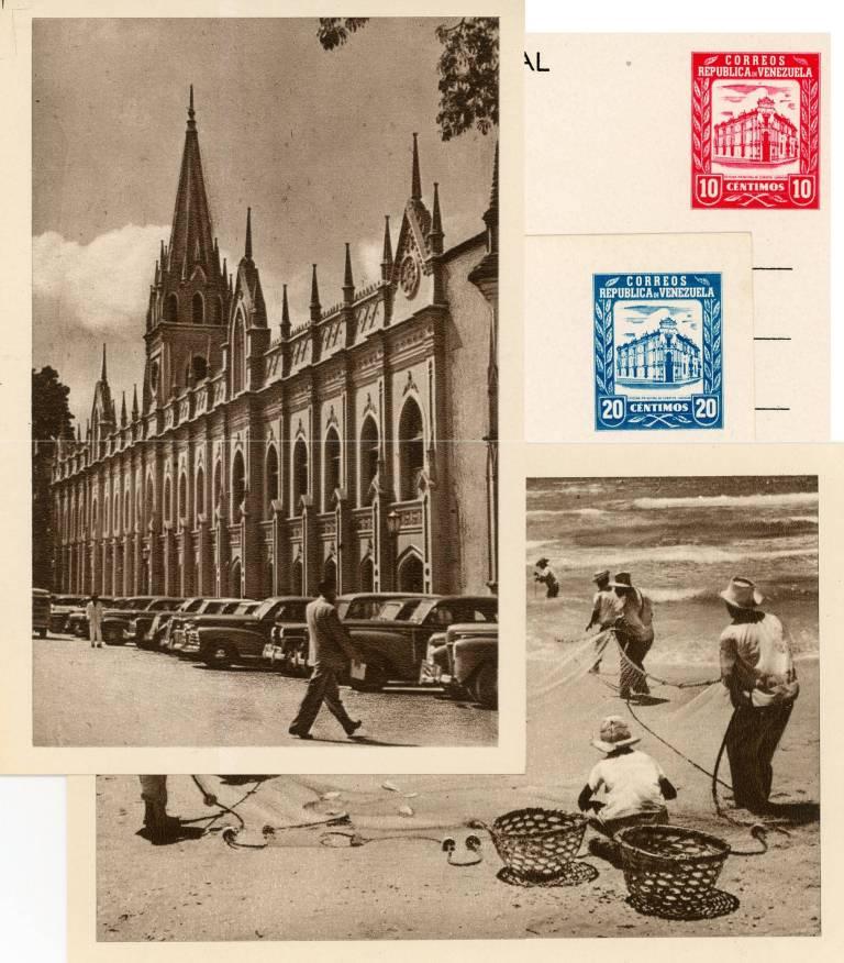 Postal Stationery 1952