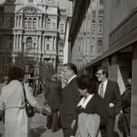 Frank Rizzo on Broad Street