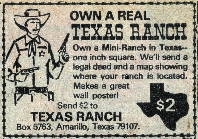 Texas-Ranch