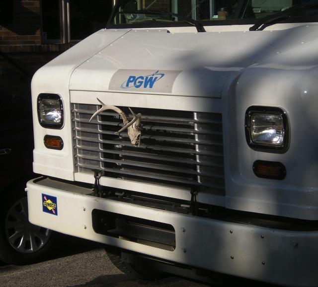 PGW-truck
