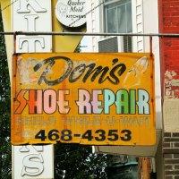 Dom's Shoe Repair