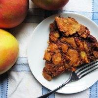 One Bowl Apple Cake
