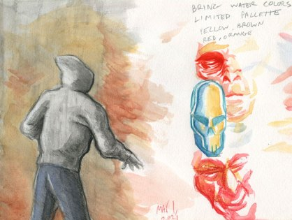 watercolor-pencil-doodles