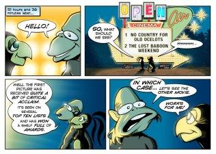 Monkey & Bird Chapter 2