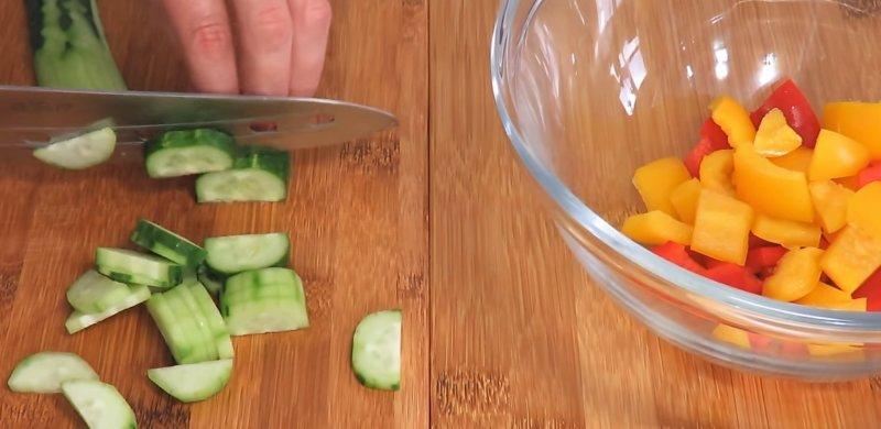 Vágja le az uborkát