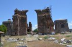6th Century Basillica and Temple of Serapis