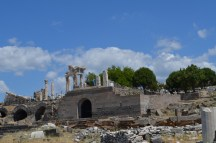 Pergamum - Temple of Trajan
