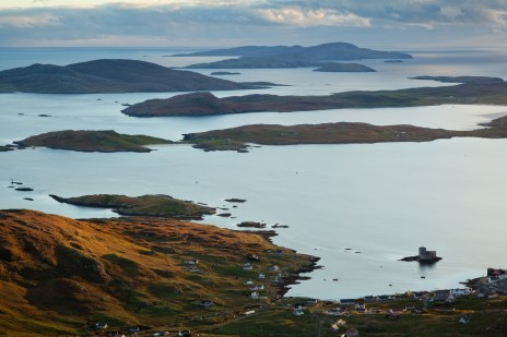 Kisimul: Isle of Barra