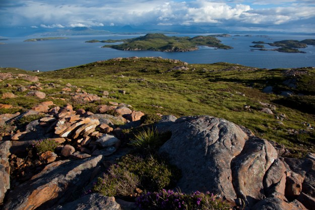 Annat Bay: The Summer Isles