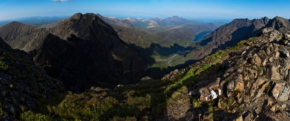 The Cullin Ridge