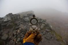 Beinn Ime Summit