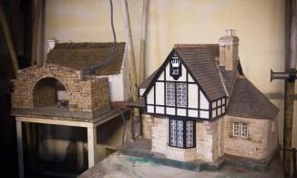 Beautiful finished houses