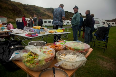 Food in abundance