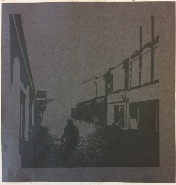 Town centre print 2