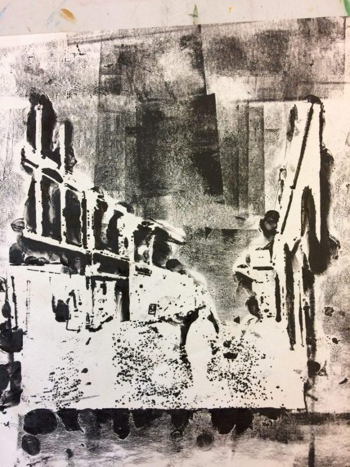 Town centre print paper 1