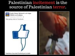 Palestinian incitement