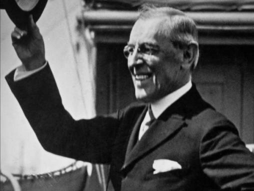 February 26, 1917 – I am the friend of peace and mean to preserve it for America as long as I am able.
