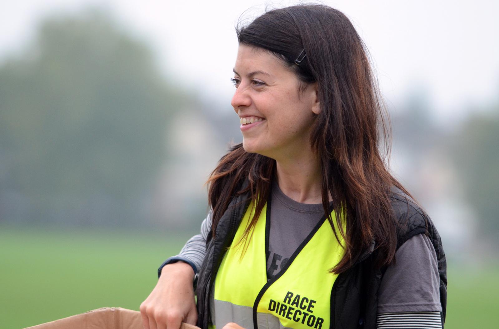 Race director – Kristin