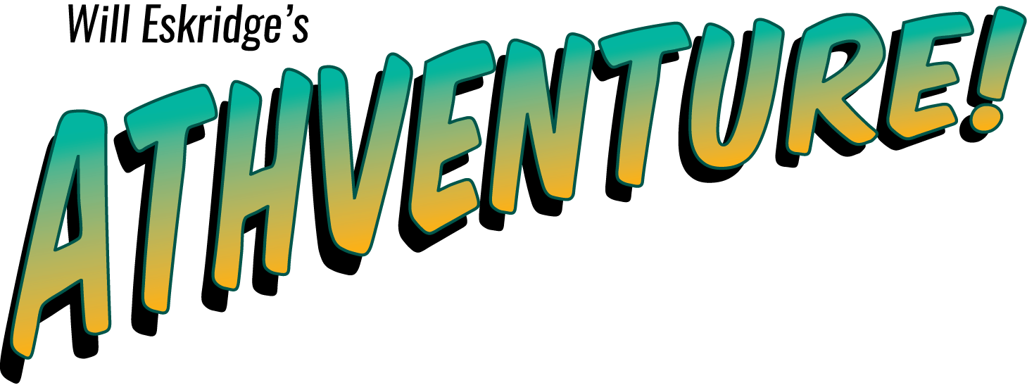 Athventure Will Eskridge Scavenger Hunt