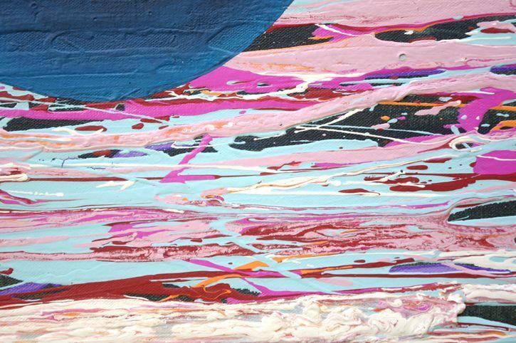 Master Of The Polarsphere Animal Artist Art Painting Will Eskridge