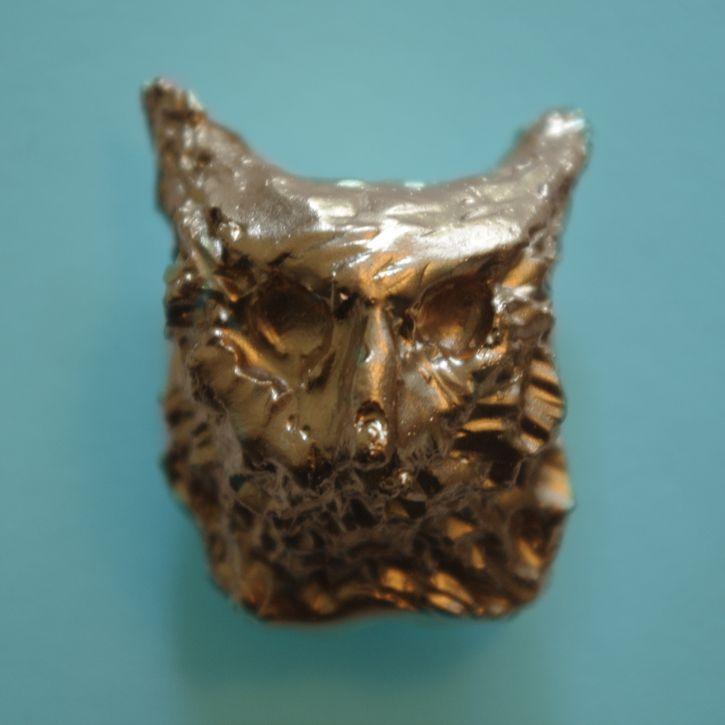 owl magnet animal artist art Will Eskridge