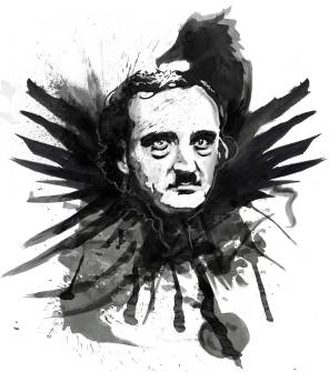 Edgar Allen Poe's Inkwell