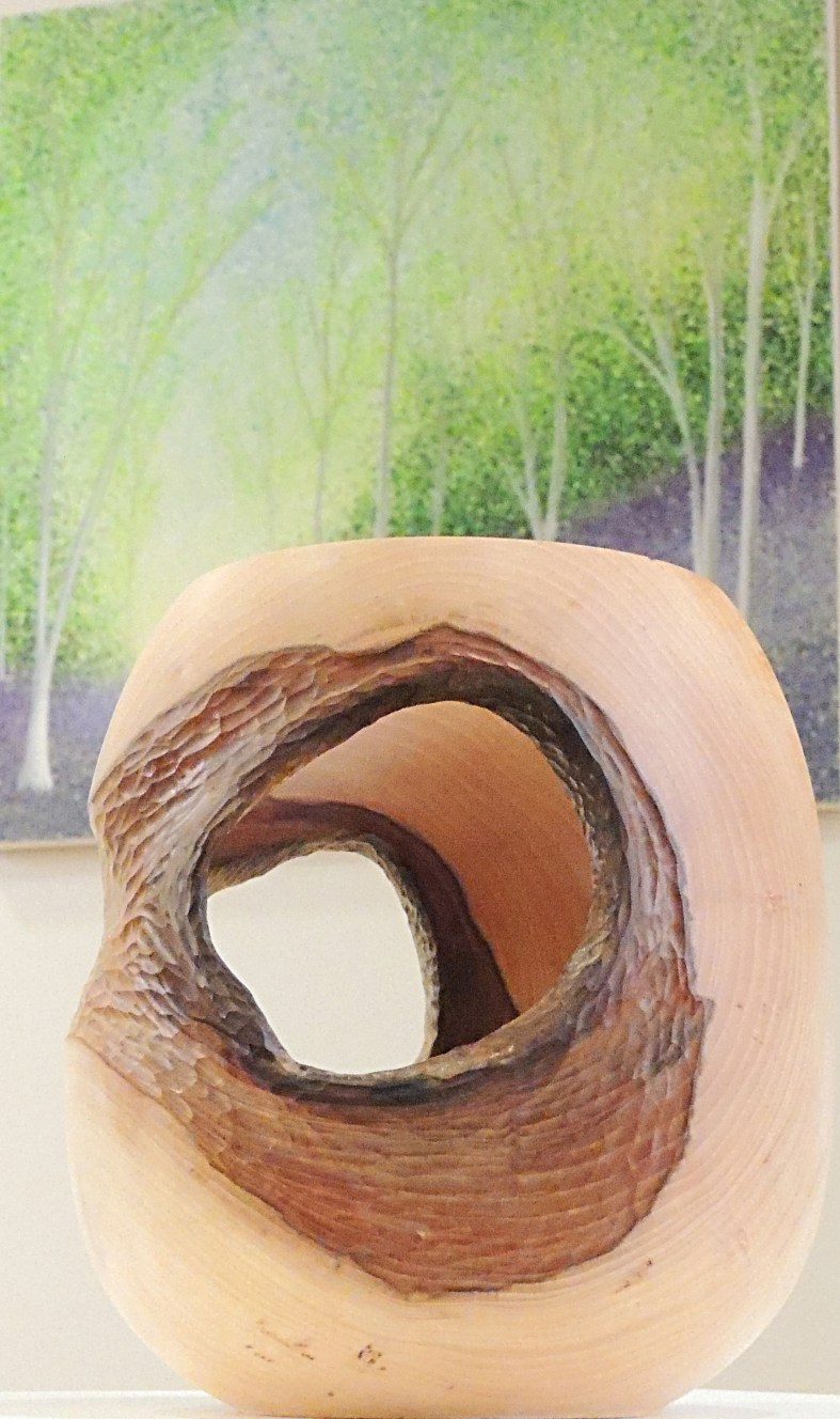 William Hunt_Wisdom_apple_wood_sculpture