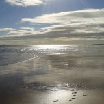 Silver Sea in December, Balmedie