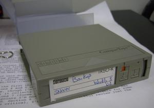 Tape DLT