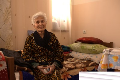 Elderly Lady Stepanakert Artsakh_WilliamBairamian.me