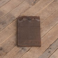Light Antique Plain Tile