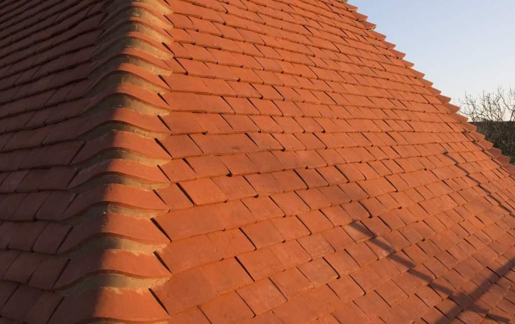 Sandet Plain Tiles Roof