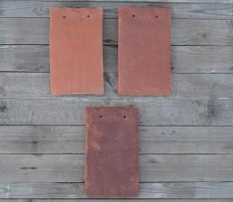 sanded plain tiles