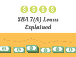 Information on how to use SBA 7(a) loan to buy a business.