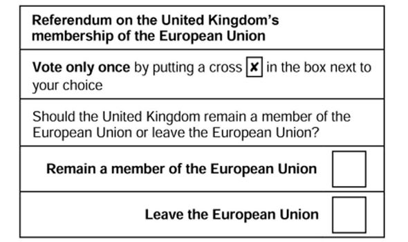 Tactical questions, a business lesson from Brexit.