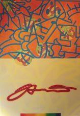 Signature Painting