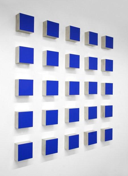 bluefield__acrylic_paint__panel__zinc__2016__3x54x54