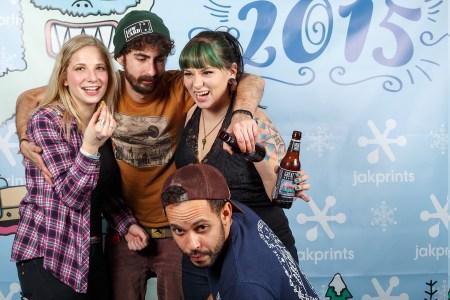 Jakprints Holiday Party - December 12, 2015