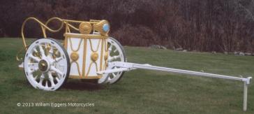 Bill Eggers: White Chariot