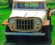 Bill Eggers: 1953 Jeep Willys Exterior Front